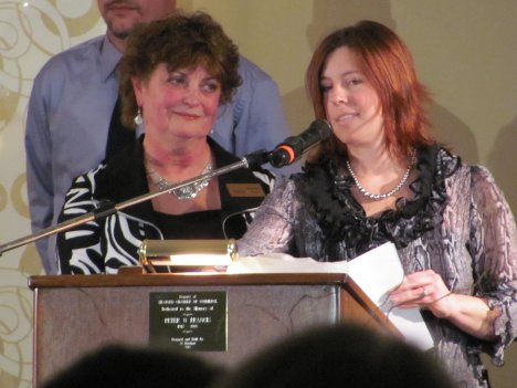 2012 meaford Chamber of Commerce Community Awards
