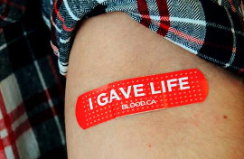 blood donations 270
