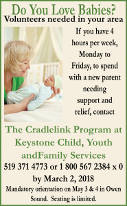 Cradle Link Ad