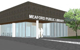 library foodland exterior concept270