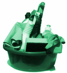 cleaning supplies225