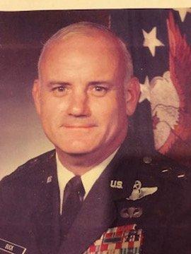 Obituary: Major General John Thomas Buck, USAF, Retired