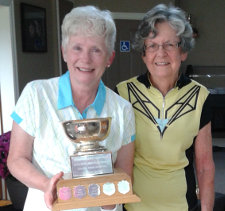 2015 ladies golf awards