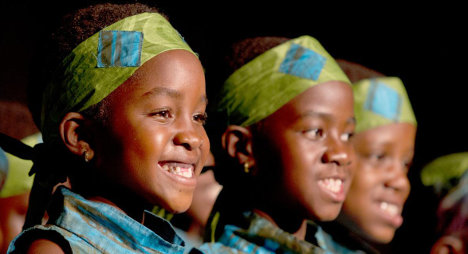 african childrens choir468